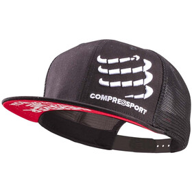 Compressport Trucker Cap Hodeplagg Svart